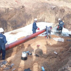 167KM PIPELINE REHABILITATION AND SECURITY PROJECT